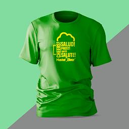 Camiseta - Hombre - Salud