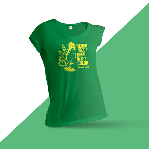 Camiseta - Mujer - Color