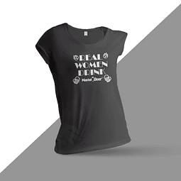 Camiseta - Mujer - Real Women