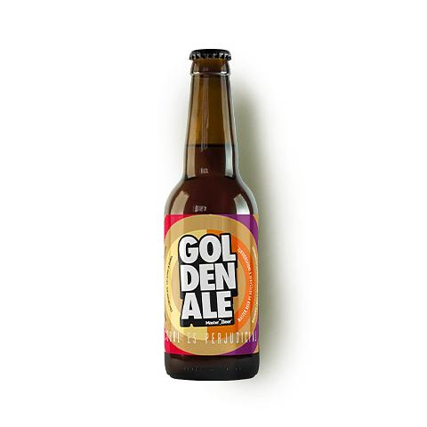 Caja x 24 Golden Ale