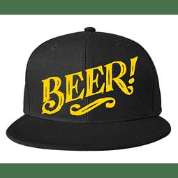 Gorra - Plana - Beer