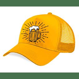 Gorra - Malla - Cerveza