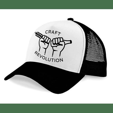 Gorra - Malla - Craft Revolution