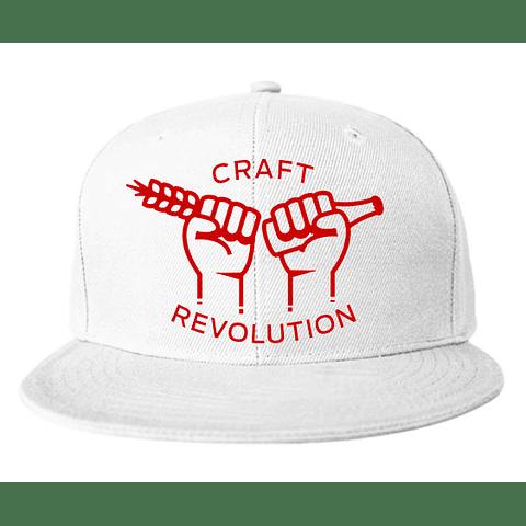Gorra - Plana - Craft Revolution