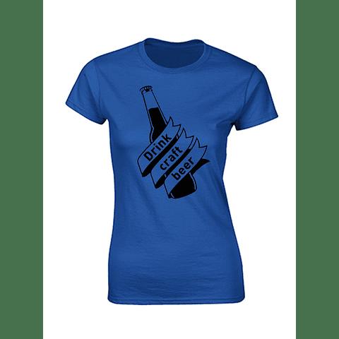 Camiseta - Mujer - Botella DCB