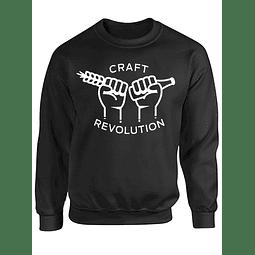 Saco cuello redondo - Craft Revolution