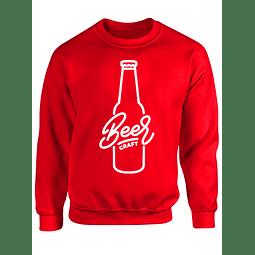 Saco cuello redondo - Beer Craft