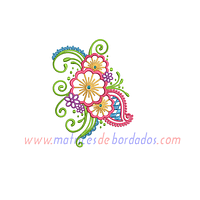 FL24VB - Diseño Floral