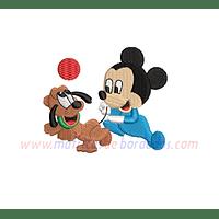 WT73KF - Mickey Bebé