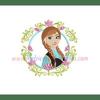 YF79ZX - Anna de Frozen