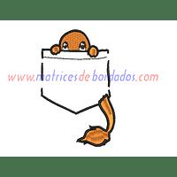 RT47AS - Pokemon Bolsillo Charmander