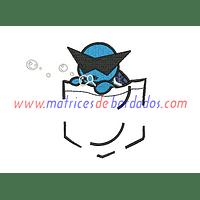 HY88SB - Pokemon Bolsillo Squirtle