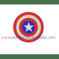 MP26CT - Escudo Capitán América