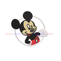 AS97YM - Mickey Mouse