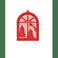 MM97GT - Arboles y estrella fugas de navidad en FSL