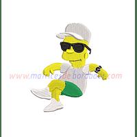 VH69TN - Bart Simpson