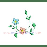 WZ14SD - Flores de colores