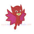 SQ92CF - Owlette de PJ Mask