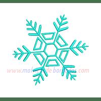 RW24BS - Copo de nieve