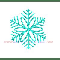 ZJ86VL - Copo de nieve