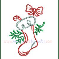 VF91NP - Bota de navidad