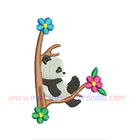 JQ86AN - Panda en Árbol