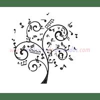 AJ79PZ - Árbol Musical