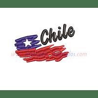 ZK33WJ - Bandera Chilena