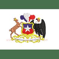 HZ47UA - Escudo de Chile