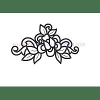 QG45FG - Diseño de Flor