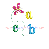 TG15AS - Mariposa ABC