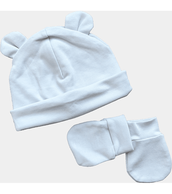Pack Gorro y Guantes