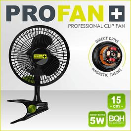 Ventilador Ahorro Energia Clip Fan 5W – Garden Highpro