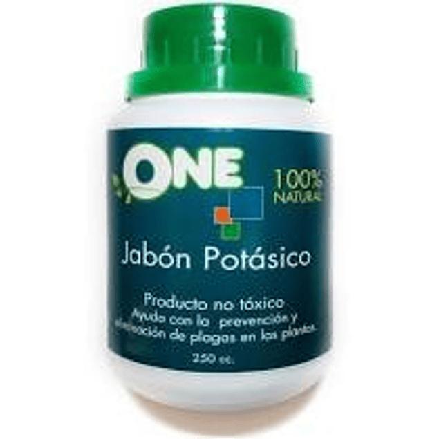 Jabon Potasico 250cc - ONE