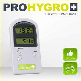 Termohigrometro Basico - Garden Highpro