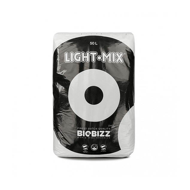 LIGHT MIX 50LT BIOBIZZ