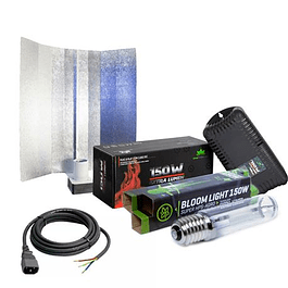 Kit Iluminacion 150W - Grow Genetics