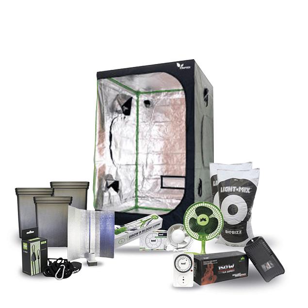 Kit Indoor Basico 150 watts