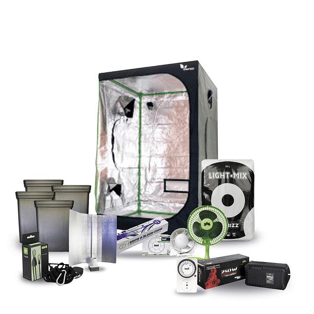 Kit Indoor intermedio 80x80