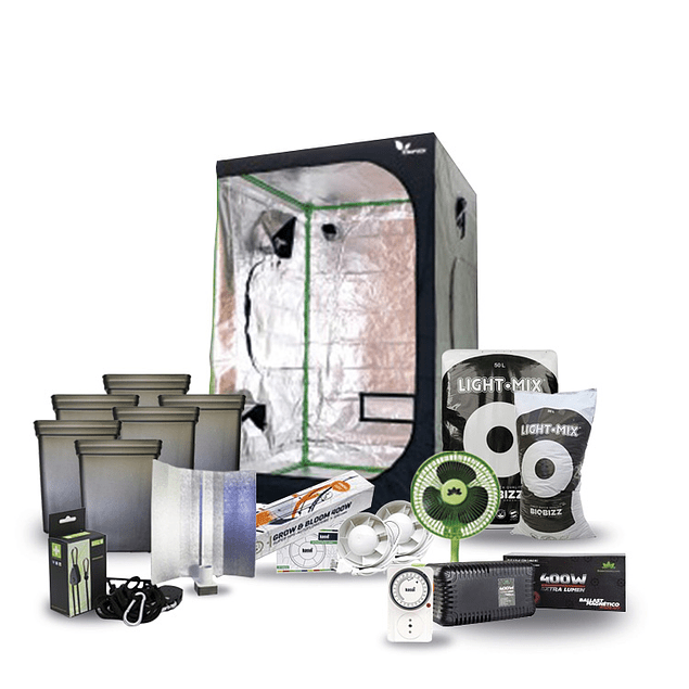 Kit indoor Avanzado 400 watts