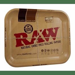 Bandeja Metalica RAW Mediana