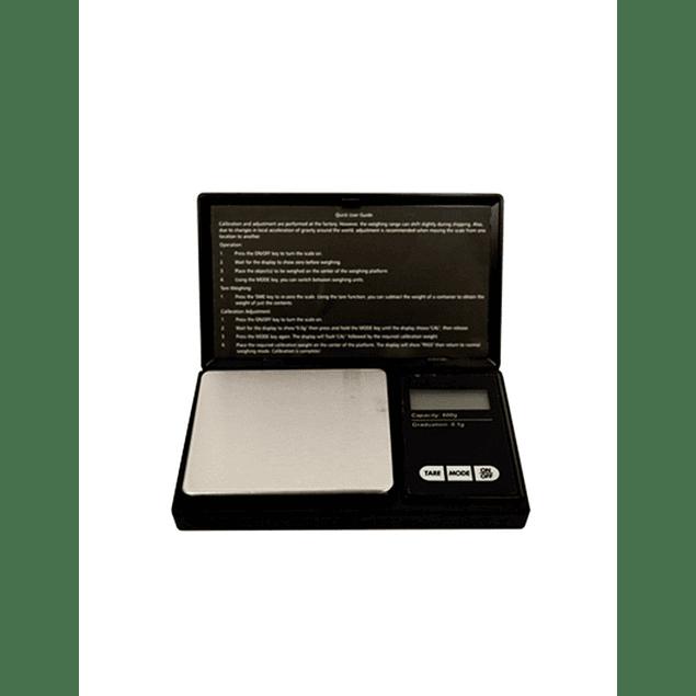 PESA GRAMERA 600GR PROFESIONAL MINI 0,1GR