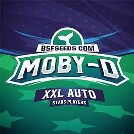 Moby-D XXL Auto X2 - BSF Seeds