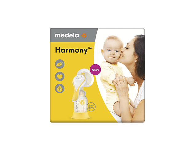 Extractor de leche manual Harmony Essential Pack™