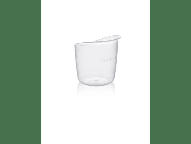 Vaso para bebé (4 unid)