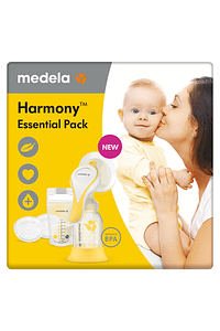 Extractor de leche manual Harmony Essential Pack™ 2-Phase