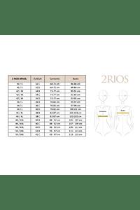 Sostén de lactancia Dormir Algodón Sustentable 2RIOS
