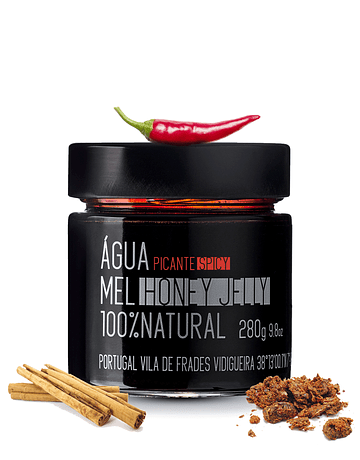 SPICY HONEY JELLY - 280g