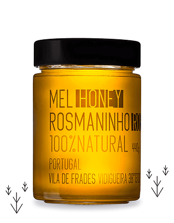 ROSEMARY HONEY - 440g
