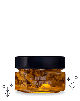 HONEY WITH WALNUT - 140g